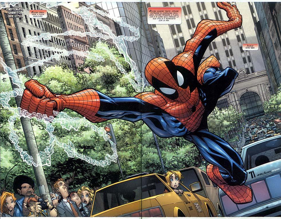 uomo ragno copertine nuova serie n186 114 386
