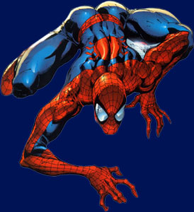 Spider Man disegnato da Scott Campbell